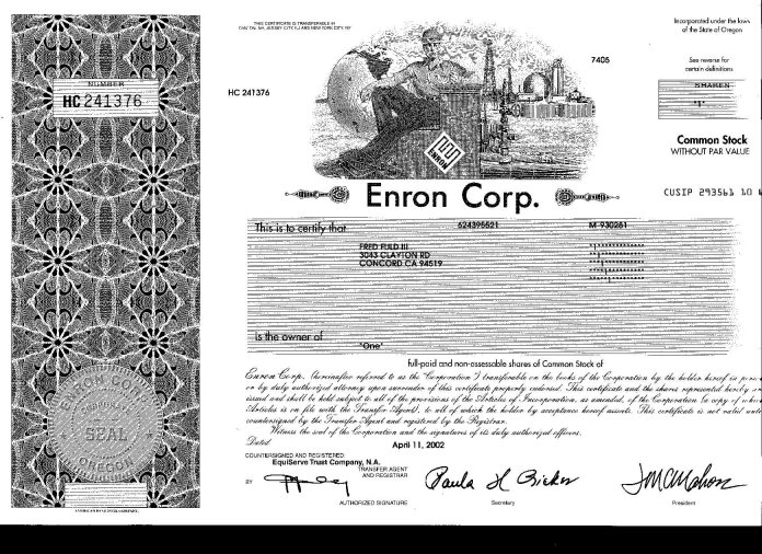 enron and mississippi essay Read business ethics and worldcom free essay and over 88,000 a pretty big feat for a company founded out of a small mississippi even bigger then enron1.